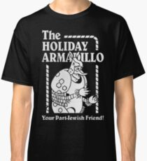 Friends - The Holiday Armadillo T shirt Classic T-Shirt