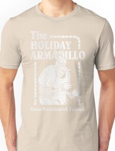 Friends - The Holiday Armadillo T shirt Unisex T-Shirt