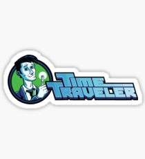 Time Travelers, Series 1 - The 10th Doctor Sticker