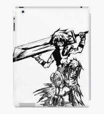 Final Fantasy 7 collection iPad Case/Skin