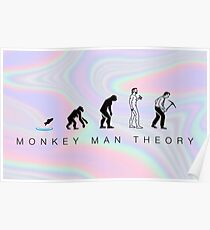 evolution theory Poster