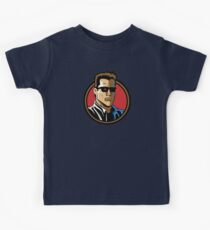 Time Travelers, Series 2 - The Terminator (Alternate) Kids Clothes