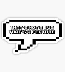 Programmer Quote Sticker