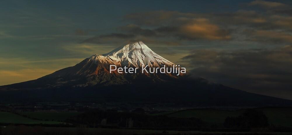 The First Light by Peter Kurdulija