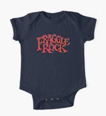 Fraggle Rock - Vintage style in RED Muppet  Kids Clothes