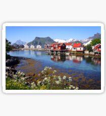 Lofoten Islands Sticker