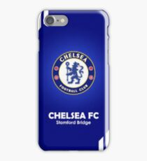 chelsea fc Standford iPhone Case/Skin