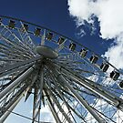 Brighton Wheel by Ms-Bexy