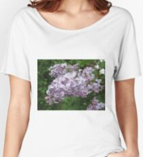 Lilac 5 Women's Relaxed Fit T-Shirt
