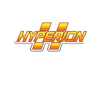 Hyperion by xyphious
