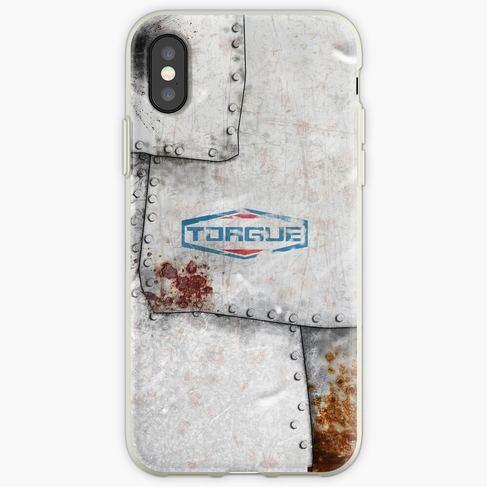 TORGUE! iPhone-Hüllen & Cover