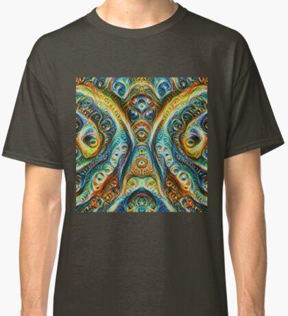 Gothic Style #DeepDream Classic T-Shirt