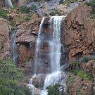 Bisbee Waterfall Mule Mountains Az - September 2014 by Ann  Warrenton