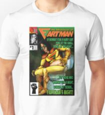 the Adventures of Fartman T-Shirt