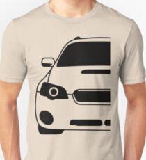 Fourth Generation Subaru Legacy Unisex T-Shirt
