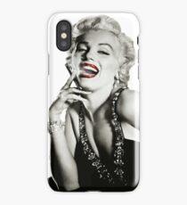 Marilyn Monroe Smoking iPhone Case/Skin