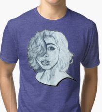 Rainy Mind Tri-blend T-Shirt