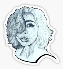Rainy Mind Sticker