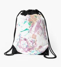 Marble Design No. 1 Drawstring Bag