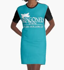 Gilmore Girls – Dragonfly Inn Graphic T-Shirt Dress