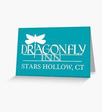 Gilmore Girls – Dragonfly Inn Greeting Card