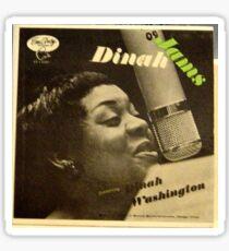 Dinah Jams Sticker