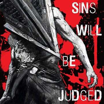Your Sins Will Be Judged...again by HolyDemonKnight