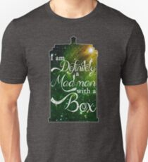 A Mad Man With a Box Unisex T-Shirt