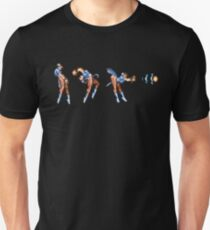 Chun Li Fireball Horizontal T-Shirt