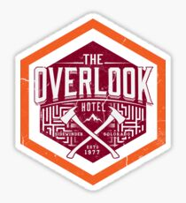 The Overlook Sticker