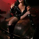 Bettie has some bite three by rottencandy