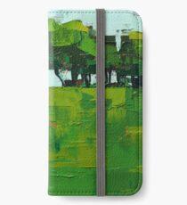 Field954 iPhone Wallet/Case/Skin