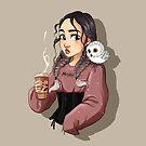 little friend by JuditMallolArt