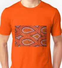 colored background Slim Fit T-Shirt