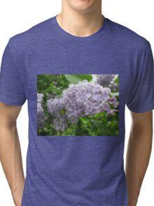 Lilac 2 Tri-blend T-Shirt