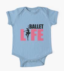 Ballet Life One Piece - Short Sleeve