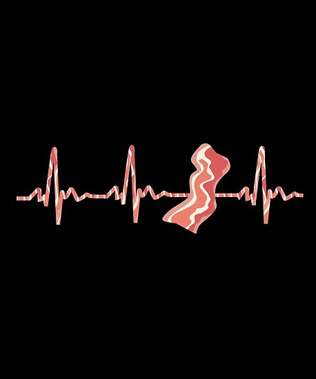 My Heart Beats For Bacon by yosifov