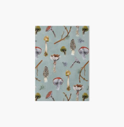 Mushroom Forest Collecting Party Art Board