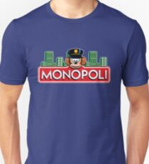 Monopoli Unisex T-Shirt