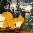 Archer by farorenightclaw
