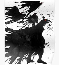 Ravens Call Poster