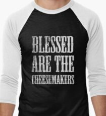Blessed are the cheesemakers | Cult TV Best of British | Monty Python T-Shirt