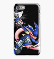 Mega Greninja iPhone Case/Skin