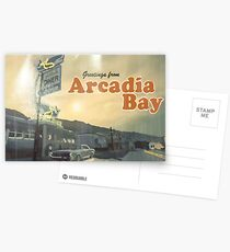 from Arcadia Bay Postcards
