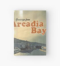 from Arcadia Bay Hardcover Journal