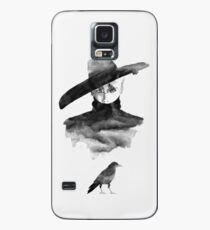 shinee jonghyun - crow Case/Skin for Samsung Galaxy