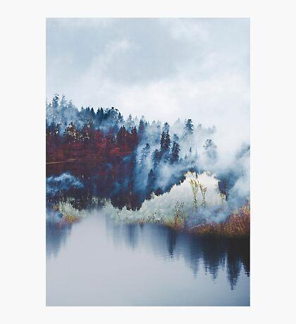 Fog Photographic Print