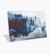 Nebel Laptop Folie