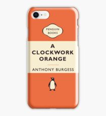 Penguin Classics A Clockwork Orange iPhone Case/Skin