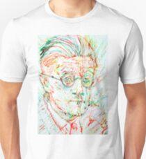 JAMES JOYCE portrait.2 T-Shirt